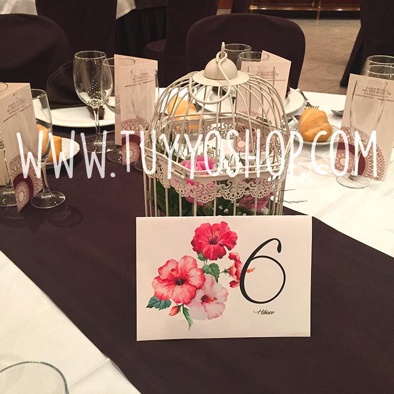 Meseros para bodas, una idea muy floral meseros para bodas cuatro