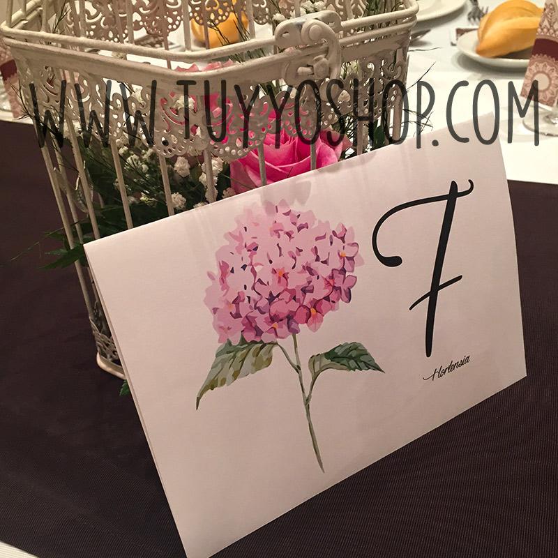 Meseros para bodas, una idea muy floral meseros para bodas dos