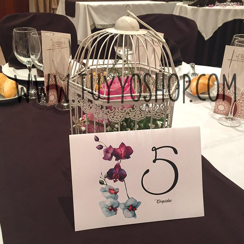 Meseros para bodas, una idea muy floral meseros para bodas uno
